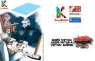 13th International Graphic Humour Contest on new Technologies –Barakaldo Hermes Prize 2015