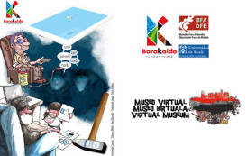 13th International Graphic Humour Contest on new Technologies –Barakaldo Hermes Prize 2015