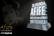 Yapı Kredi Afife Tiyatro Ödülleri Ödül Heykeli Yarışması