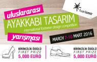 Shoexpo İzmir 2016 / 1. Uluslararası Ayakkabı Tasarım Yarışması