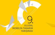 9. Ulusal Mobilya Tasarım Yarışması