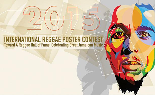 Uluslararası Reggae Poster Yarışması 2015