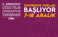 2. Anadolu Çizgi Film (Animasyon) Yarışması Üniversite Turları Başlıyor