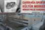 Caferağa Spor ve Kültür Merkezi Mimari Proje Yarışması
