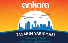 1. Ankara ve Kültürel Değerler Temalı Afiş Yarışması