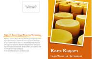 Kars Kaşarı Coğrafi İşaret Logo Tasarım Yarışması / Kars Kasari Cheese Geographical Indication Logo Design Competition