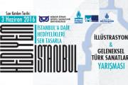 3. Hediyem İstanbul illüstrasyon Yarışması Sonuçlandı