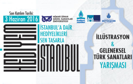 3. Hediyem İstanbul illüstrasyon Yarışması