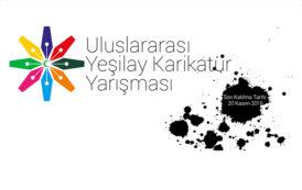 1. Uluslararası Yeşilay Karikatür Yarışması 2016
