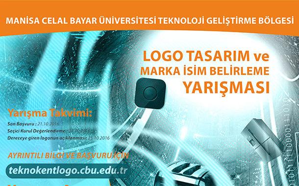 Manisa Celal Bayar Üniversitesi Teknoloji Geliştirme Bölgesi Logo Tasarım Yarışması