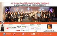 MOSDER 12. Ulusal Ev Mobilyaları Tasarım Yarışmasında Kazananlar Belli Oldu