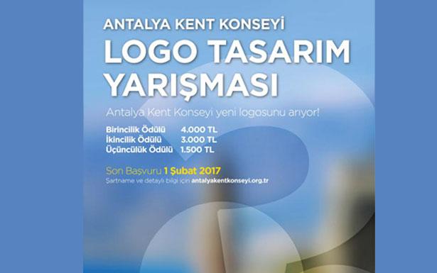 Antalya Kent Konseyi Logo Tasarım Yarışması