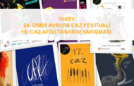 24. Uluslararası İzmir Avrupa Caz Festivali Afiş Tasarım Yarışması