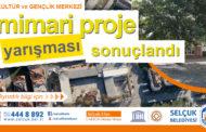 Selçuk Belediyesi Kültür ve Gençlik Merkezi Mimari Proje Tasarım Yarışması Sonuçlandı
