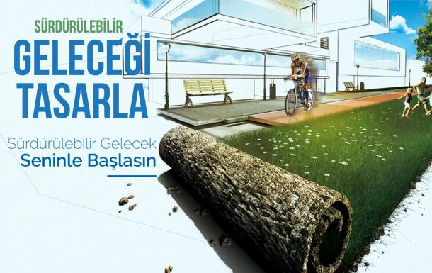 """""""Sürdürülebilir Geleceği Tasarla"""" Mimarlık ve Mühendislik Yarışması 2016"""