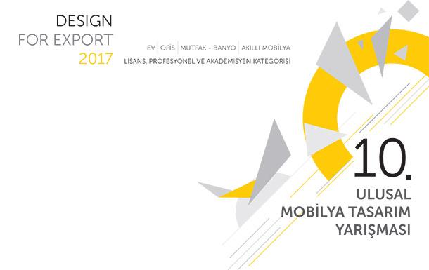 10. Ulusal Mobilya Tasarım Yarışması