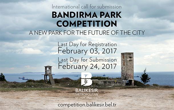 Uluslararası Bandırma Tasarım Parkı Yarışması