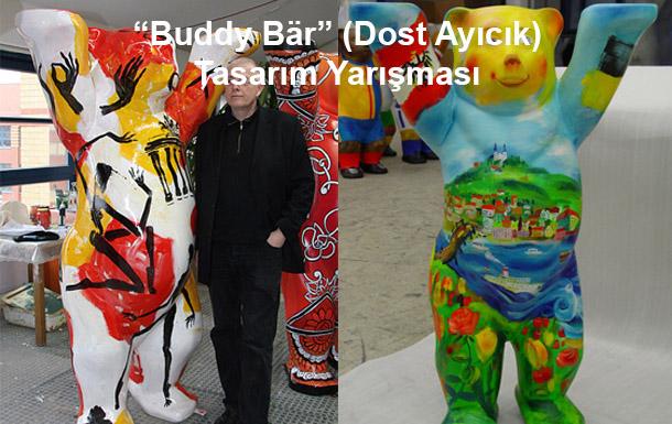 """Buddy Bär"" (Dost Ayıcık) Tasarım Yarışması"
