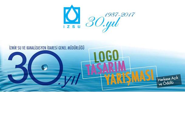 İzmir Su ve Kanalizasyon İdaresi Genel Müdürlüğü 30. Yıl Logo Tasarım Yarışması