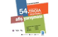 54. Uluslararası Troia Festivali Afiş Yarışması