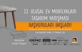 MOSDER 13. Ulusal Ev Mobilyaları Tasarım Yarışması