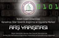 """""""Eğitimde Siber Güvenlik"""" Afiş Tasarım Yarışması"""