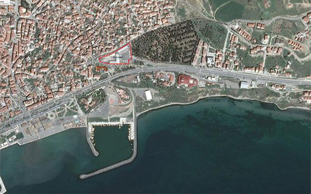 Süleymanpaşa Belediye Hizmet Binası Ulusal Mimari Proje Yarışması