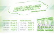 4. Plastik ve Metal Ambalaj Tasarım Yarışması