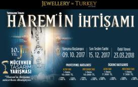 JTR Mücevher Tasarım Yarışması