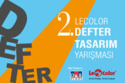 2. LeColor Defter Tasarım Yarışması