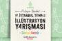 4. Hediyem İstanbul illüstrasyon Yarışmasında Kazananlar Belli Oldu