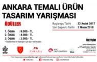 Ankara Temalı Ürün Tasarım Yarışması