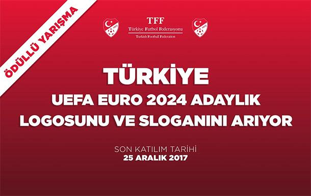 TFF Euro 2024 Adaylık Logosu Tasarım Yarışması