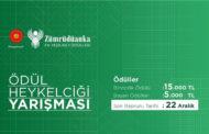 """Türkiye Yeşilay Cemiyeti """"Zümrüdüanka"""" Ödül Heykelciği Öğrenci Yarışması"""
