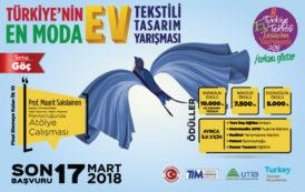 8.Türkiye Ev Tekstili Tasarım Yarışması