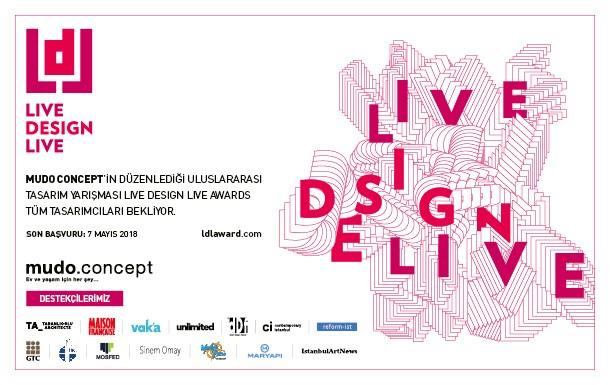 LIVE DESIGN LIVE – LDL Tasarım Yarışması