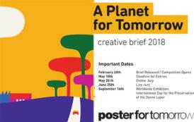 Poster For Tomorrow Afiş Yarışması – A Planet for Tomorrow