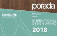Porada International Design Award 2018