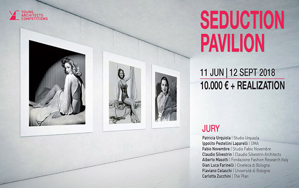 Seduction Pavilion Architecture Competition