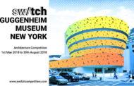 SWITCH GUGGENHEIM MUSEUM NEW YORK
