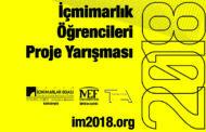 im2018 / İç Mimarlık Öğrencileri Proje Yarışması
