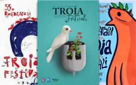 55. Uluslararası Troia Festivali Afiş Yarışması Sonuçlandı