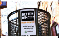 BetterBin: A next Generation Litter Basket Design Competition for New York City ( New York City için Çöp Kovası Tasarım Yarışması)