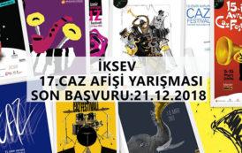 26. İzmir Avrupa Caz Festivali 17. Caz Afişi Yarışması