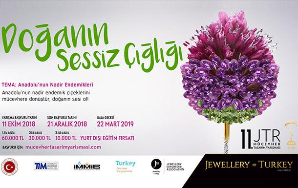 2019 JTR Mücevher Tasarım Yarışması