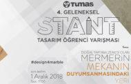 Tümaş Mermer 4. Geleneksel Stant Tasarım Öğrenci Yarışması