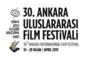 30. Ankara Uluslararası Film Festivalinin Afişi Belirlendi