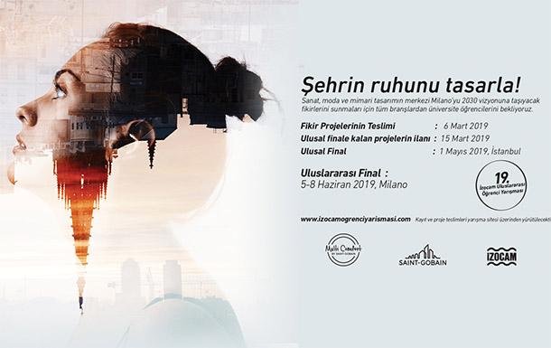İzocam Öğrenci Yarışması 2019