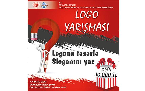 Ceza İnfaz Kurumları İle Tutukevleri İşyurtları Kurumu Tarafından Logo Tasarımı Ve Slogan Yarışması