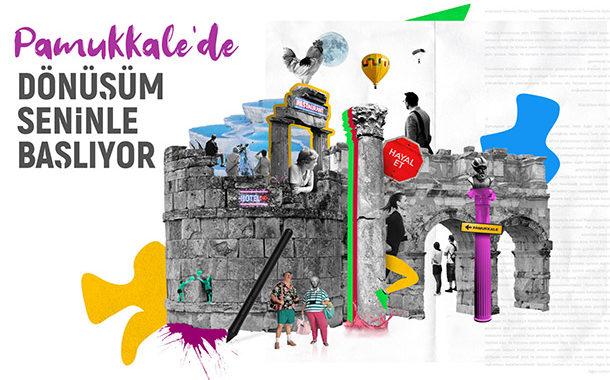 DEGİAD – Yaşayan Pamukkale Ulusal Mimari Fikir Projesi Yarışması